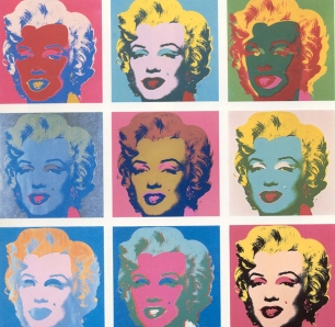 bauhaus, pop art or dadaizm andy-warhol-marilyn_2